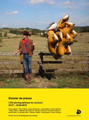 Dossier de Presse Été Photographique de Lectoure