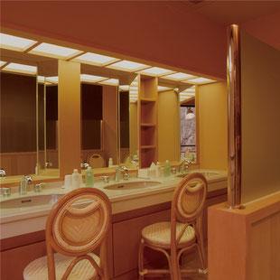 展望露天風呂,展望大浴場,パウダールーム,小槌の宿 鶴亀大吉,日光
