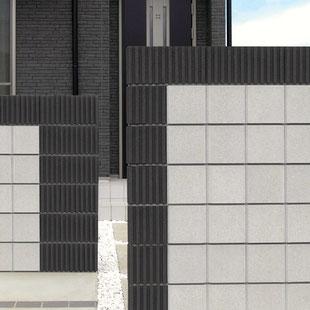 化粧ブロック外壁