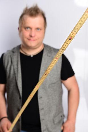 Maurermeister und Bauzeichner  Stefan Krist