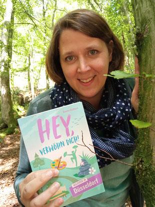 Hey, verwöhn dich! - Auszeiten in Düsseldorf - Autorin Simone Eichhorn