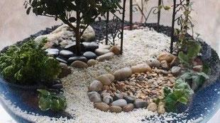 ドールハウスに使う砂