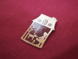 Little Red Riding Hood  赤ずきんちゃん  Pendant top Jewelry