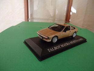 Talbot Matra Murena (1981)