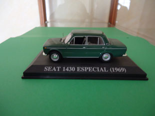 SEAT 1430 ESPECIAL (1969)