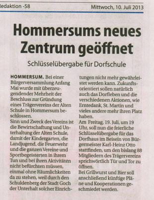 Gocher Wochenblatt 10 Juli 2013