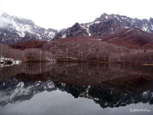 鏡池(長野県)
