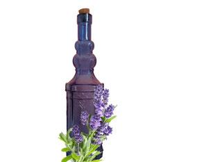 Lavendel Essenz für Kopfschmerzen