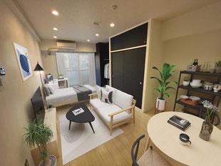 川崎区 小川町 3DK ビッグガーデン 3階 売マンション