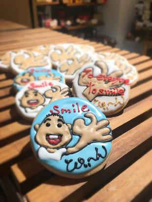京都 オリジナル アイシングクッキー