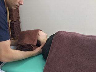 手や腕の痺れの改善