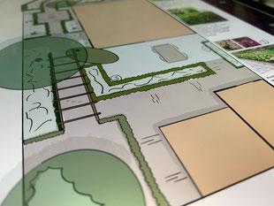 Plan buxushagen vervangen in Castricum