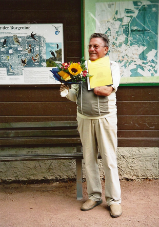Christian-August-Vulpius-Preis an Werner Müller