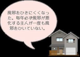 福島県会津喜多方の炭の家|建築(新築・リフォーム)「お客様の声1」