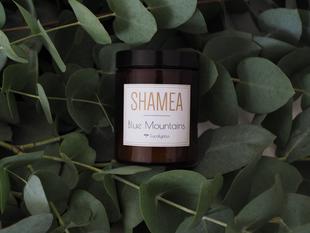 Respirez avec la bougie eucalyptus.