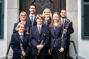 Städtischer Musikverein Erkelenz 3. Klarinette Mai 2019