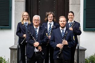 Städtischer Musikverein Erkelenz 1. Klarinette Mai 2019