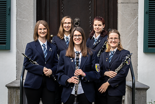 Städtischer Musikverein Erkelenz 2. Klarinette Mai 2019