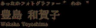 豊島和賀子(とよしま わかこ)
