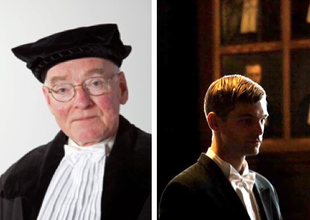 Prof. mr. C. Kelk                                       en                            Prof. dr. F. de Jong