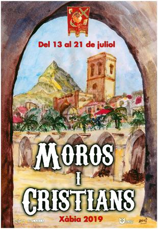 Moros y Cristianos en Xàbia - Jávea