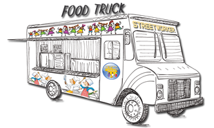 start-up,catering, food truck, helfen sie, street food,