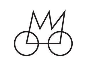 Ein junger Mann vor einem Fahrrad mit einem aufmontierten Grill. Leistung: Unternehmensberatung, Konzeption, Strategie, Corporate Identity für das Start-up Røstprinzessin Grillfahrrad des Kunden Tom Riedel