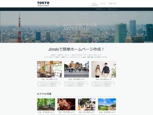 「Tokyo」レイアウト