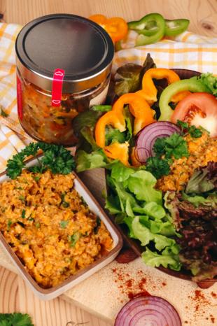 GESUNDES DRESSING - Cremiges probiotisches Salatdressing ist in 7 Minuten fertig