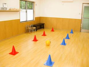 川崎市宮前区の療育ー療育室