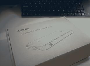 Batería Externa 10000 mAh de Aukey