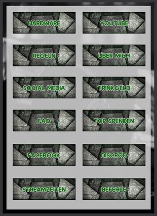 Twitch Panels 10 kostenlos downloaden