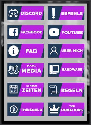 Twitch Panels 13 kostenlos downloaden