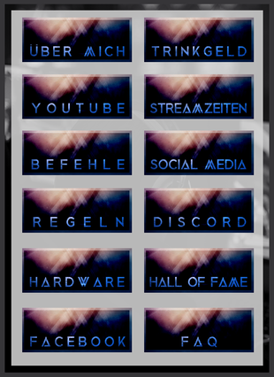 Twitch Panels 15 kostenlos downloaden