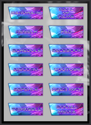 Twitch Panels 16 kostenlos downloaden