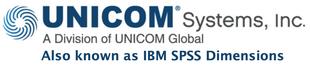 Unicom IBM SPSS Data Collection / Dimensions