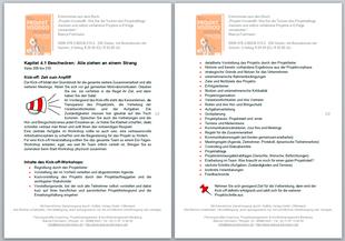 Projekt-Voodoo Checkliste zur Vorbereitung eines Kick-off-Workshops, © Bianca Fuhrmann