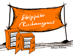 Projektmanagement – Blog, Risikomanagement, © Bianca Fuhrmann, Projekt-Voodoo®