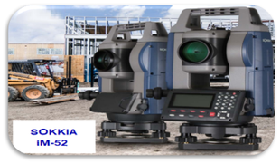 equipo topografico estacion total sokkia im52