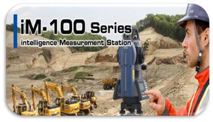 operando estacion total sokkia im-102