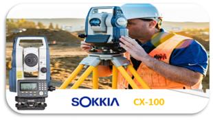 sokkia cx-107 servicio mantenimiento calibracion reparacion en mexico