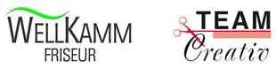 Logo Wellkamm Friseur und Team Creativ