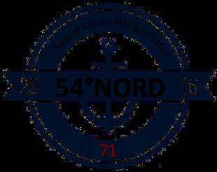 Logo 54 GRAD NORD