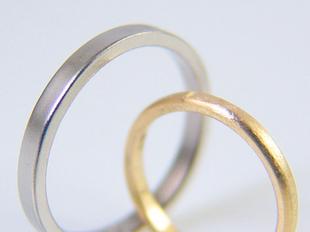 手作り結婚指輪スタンダードコースイメージ