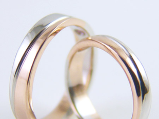 手作り結婚指輪オリジナルコースイメージ