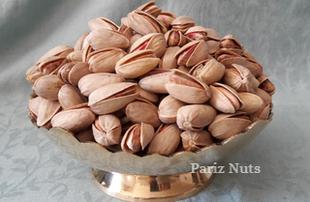 Iranian premium pistachio Pariz Nuts