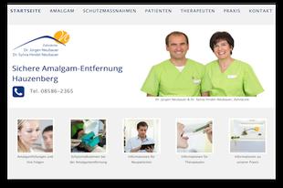 Klicken Sie hier, um zur Website der Zahnärzte Dres. Neubauer in Hauzenberg zu kommen!