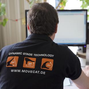 Movecat Nufringen: Team und Organigramm