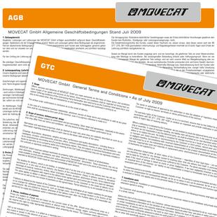 Allgemeine Geschäftsbedingungen (AGB) der Movecat GmbH Nufringen