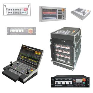 Movecat Controller gemäß BGV C1, BGV D8, BGV D8+